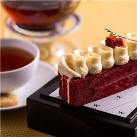W Café Tea Time