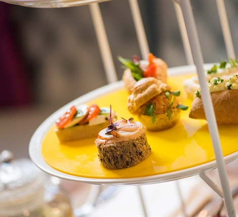 Afternoon Tea Cage